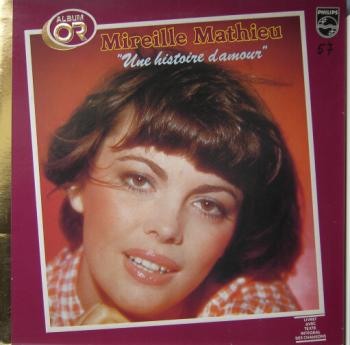 Album or une histoire d amour 1978