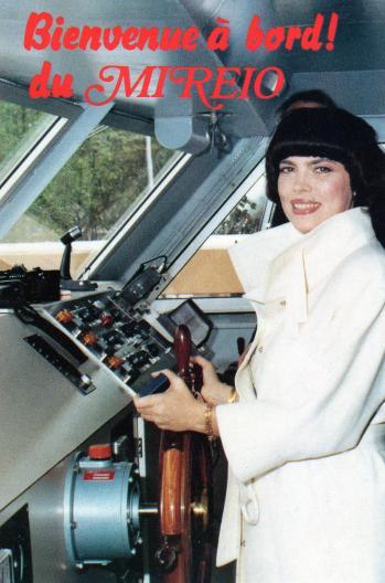 Bienvenue a bord du mireio 1986