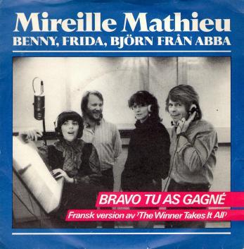 Bravo tu as gagne 1981 suede