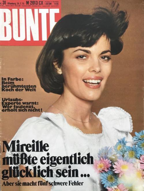 Bunte n 31 24 juillet 1975