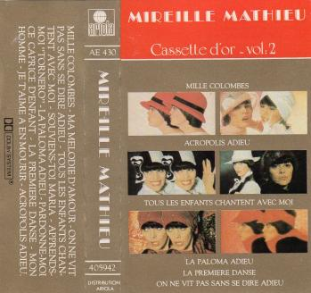 Cassette d or vol 2