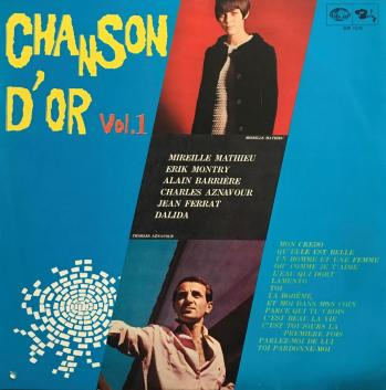 Chansons d or vol 1 1967