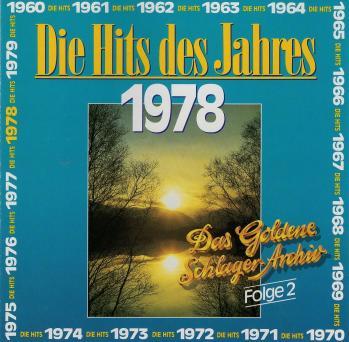 Das goldene schlager archiv die hits des jahres 1978 folge 2 1990