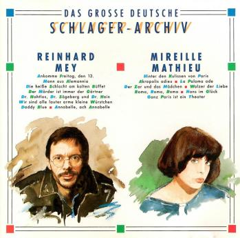 Das grosse deutsche schlager archiv 1990