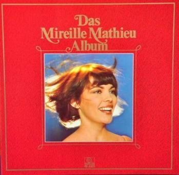 Das mireille mathieu album 1979