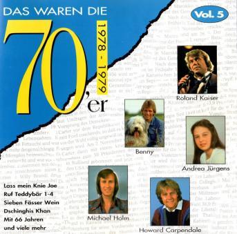 Das waren die 70er vol 5 1978 1979