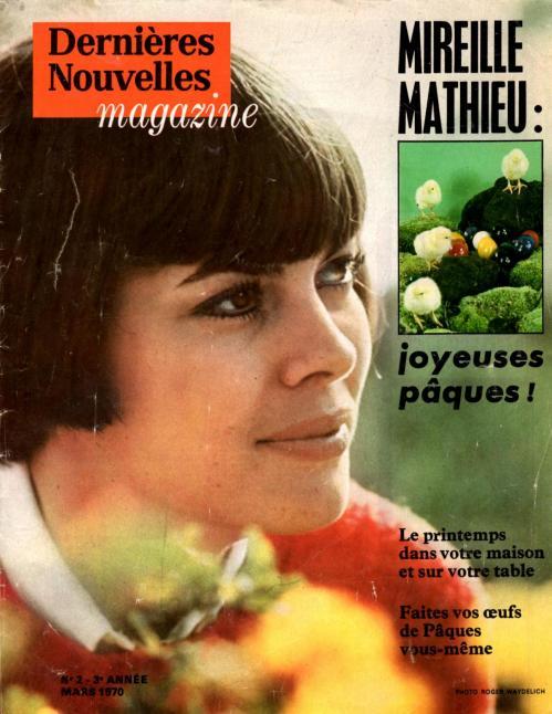 Dernieres nouvelles magazine n 2 mars 1970