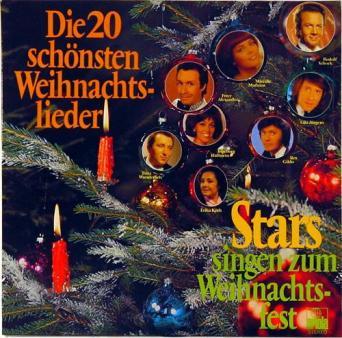 Die 20 schonsten weihnachtslieder 1977
