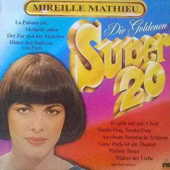 Die goldenen super 20 1977
