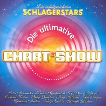 Die ultimative chart show 2008