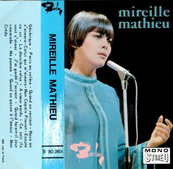 En direct de l olympia 1967 cassette audio