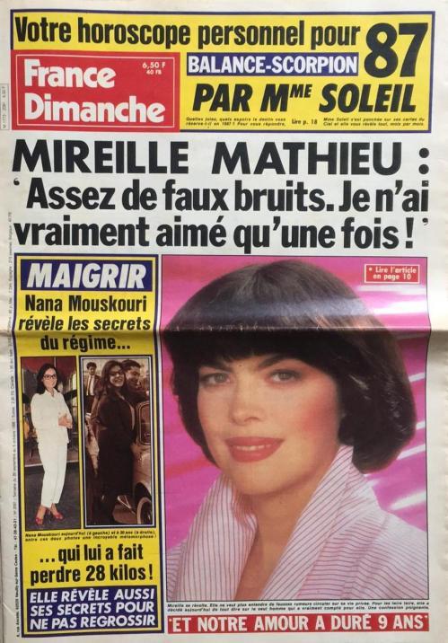 France dimanche n 2091