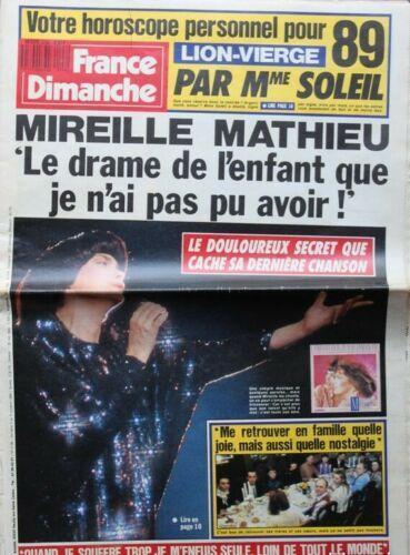 France dimanche n 2196