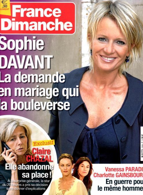 France dimanche n 3558
