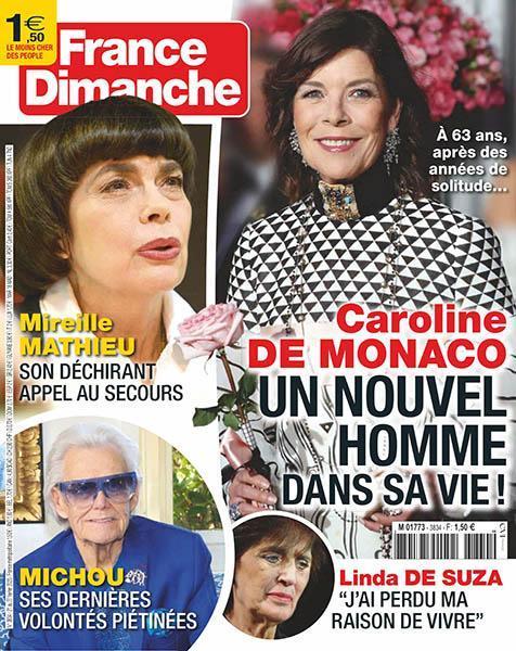 France dimanche n 3834