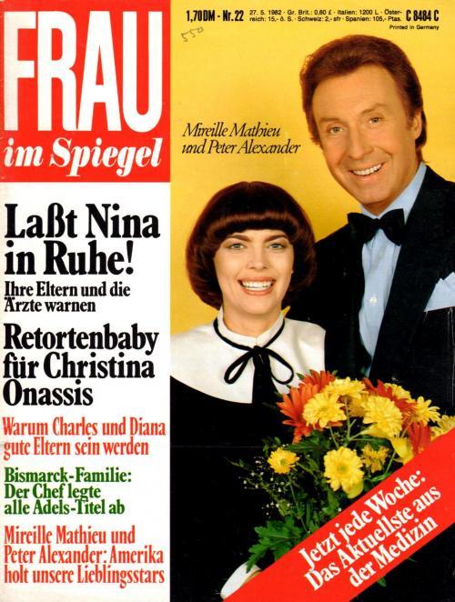 Frau im spiegel n 22 27 mai 1982