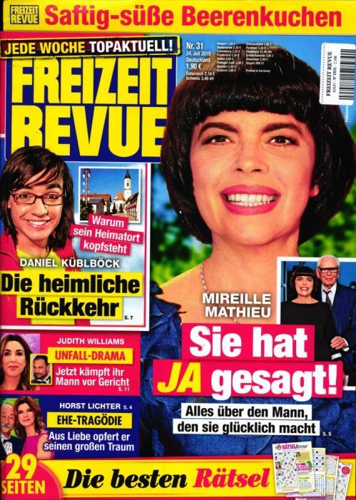 Freizeit revue n 31