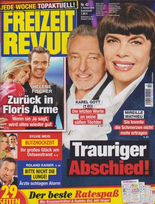 Freizeit revue n 42 9 octobre 2019