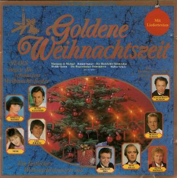 Goldene weihnachtszeit cd 1987
