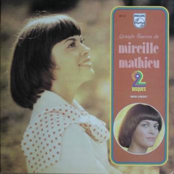 Grands succes de mireille mathieu 1975