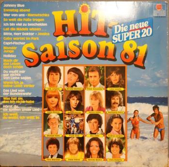 Hit saison 81 1981