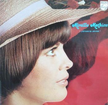 J etais si jeune 33 tours philips 1973