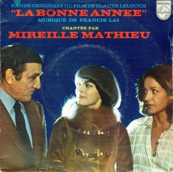 La bonne annee 45 tours 1973