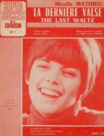 La derniere valse 1967 v2