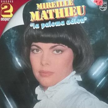 La paloma adieu succes 2 disques 1975
