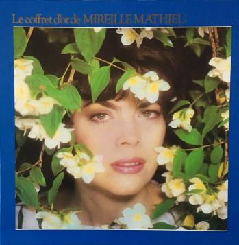 Le coffret d or de mireille mathieu