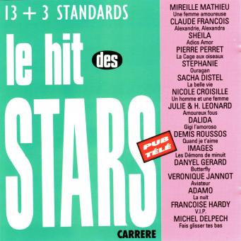 Le hit des stars 13 3 standards