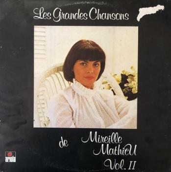 Les grandes chansons de mireille mathieu vol ii venezuela 1983
