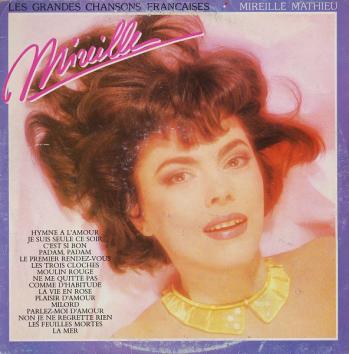Les grandes chansons francaises 1988