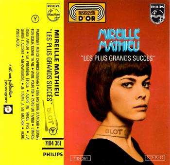 Les plus grands succes cassette audio