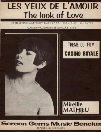 Les yeux de l amour 1967