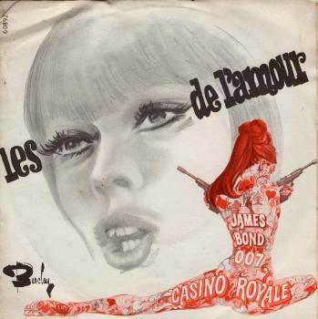 Les yeux de l amour juke box 1967