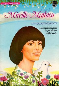 Livre disque un million d enfants 1978
