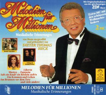 Melodien fur millionen cassette audio