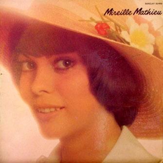 Mireille mathieu 1972