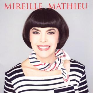 Mireille mathieu 2014