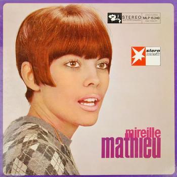 Mireille mathieu allemagne 1966