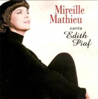 Mireille mathieu canta edith piaf