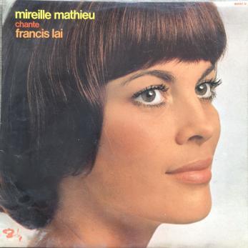 Mireille mathieu chante francis lai 1972