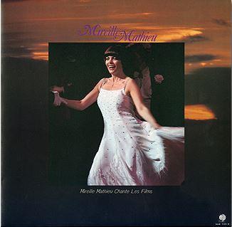 Mireille mathieu chante les films 1979