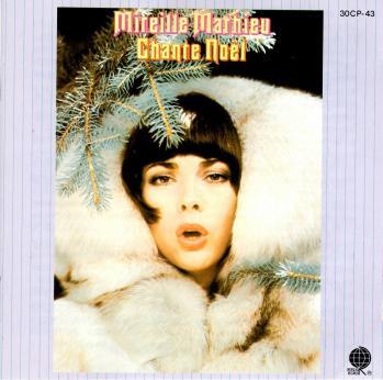 Mireille mathieu chante noel japon 1985