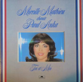 Mireille mathieu chante paul anka polydor 1979