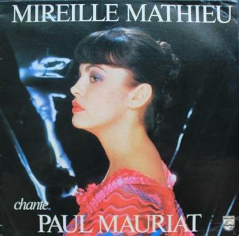 Mireille mathieu chante paul mauriat 1977