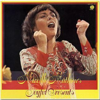 Mireille mathieu s joyful presents 1975