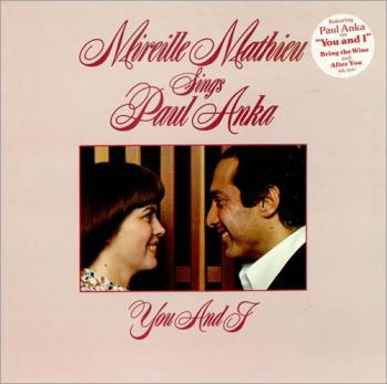 Mireille mathieu sings paul anka 1979 uk