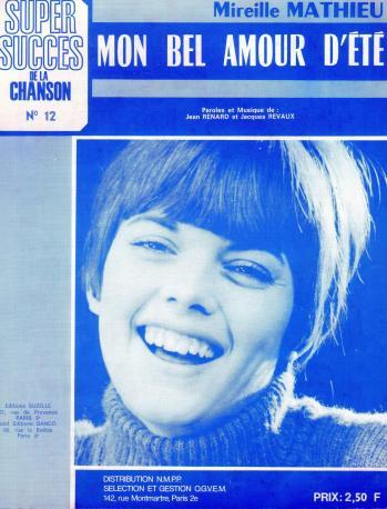 Mon bel amour d ete 1969